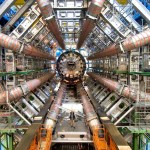 Hadronen Teilchenbeschleuniger (LHC) in Genf