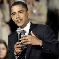 Barack Obama, der 44. Präsident der Vereinigten Staaten